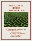 The Scarlet Letter Chapters 13-16: Guided Reading ~ Critic