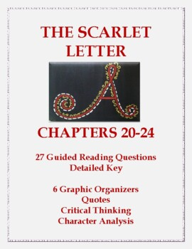 the scarlet letter chapter 20 quotes