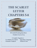 The Scarlet Letter Chapters 5-8 Guided Reading ~ Critical