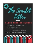 The Scarlet Letter Close Reading: Hester's Transformation