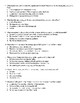 The Scarlet Letter - Final Unit Test and Key