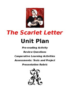 The Scarlet Letter - Full Unit
