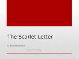 The Scarlet Letter Intro Discussion and Novel Background