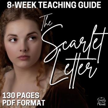 scarlet letter teaching guide lesson bundle for hawthorne s the rh teacherspayteachers com Pearl Scarlet Letter scarlet letter teacher guide