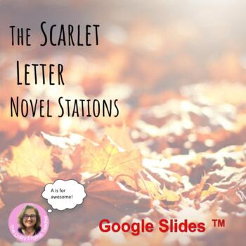 The Scarlet Letter Novel Stations