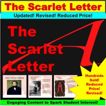 The Scarlet Letter PPT