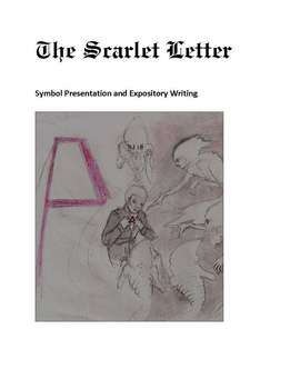 The Scarlet Letter:  Symbols - What Now?
