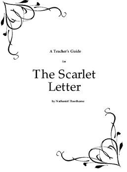 The Scarlet Letter Teacher's Guide