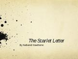 The Scarlet Letter Unit Design (COMMON CORE!)