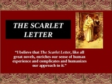 The Scarlet Letter background powerpoint