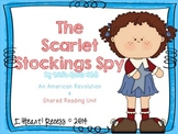 The Scarlet Stockings Spy {Unit & Smartboard Bundle}