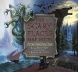The Scary Places Map Book Literature Guide