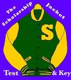 The Scholarship Jacket by Marta Salinas - Test with Answer Key