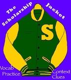 The Scholarship Jacket by Marta Salinas Vocabulary Practic