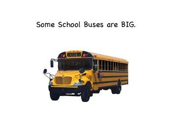 The School Bus Social Story