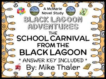 The School Carnival from the Black Lagoon (Thaler) Novel S