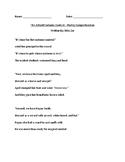 The School Costume Contest (Poetry Comprehension)