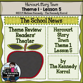 The School News {Lesson 5}