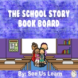 The School Story Book Board