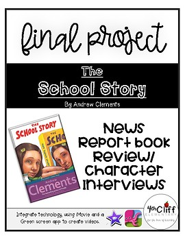 The School Story Final Interview Project