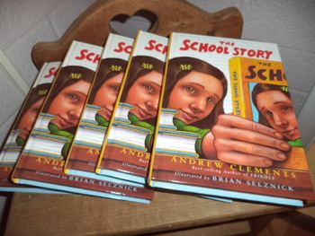 The School Story  ISBN  0-439-38801-5  (Set of 20)
