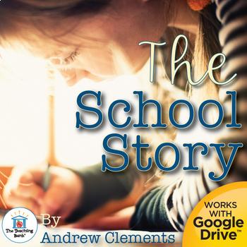 The School Story Novel Study Book Unit
