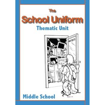 **Back to School** The School Uniform - Interactive Worksheets