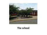 The School-Vocabulary for Newcomer ESL students