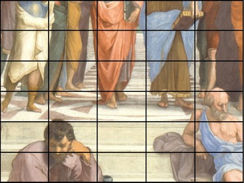 "The School of Athens - Recreate Raphael's ""The School of Athens"" Painting"