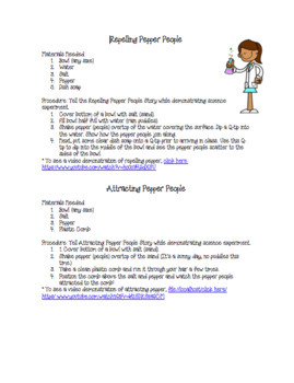 The Science Behind Friendship Skills Guidance Counselor Lesson STEM Activities