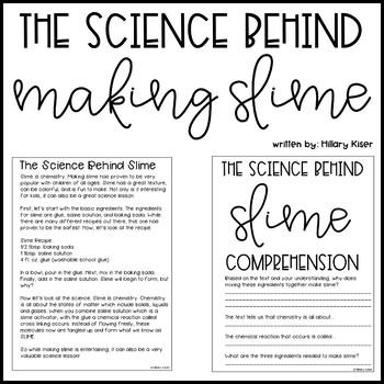 The Science Behind Slime