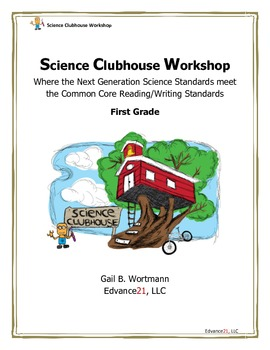 Science Clubhouse Workshop 1st Grade Compilation (All 10 lessons together)