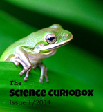 The Science CurioBox e-Magazine Issue 1/2014 (Complete Issue)