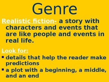 The Science Fair - Genre & Purpose