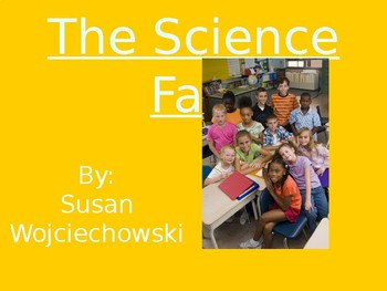 The Science Fair - Vocabulary