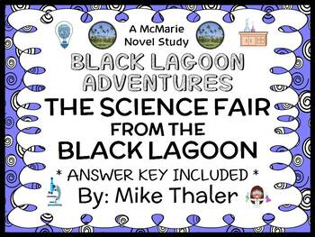 The Science Fair from the Black Lagoon (Mike Thaler) Novel Study / Comprehension