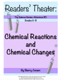 Readers' Theater: Chemical Reactions and Chemical Changes