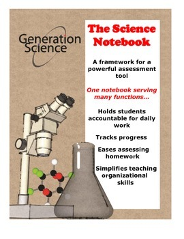 The Science Notebook:  A framework for a powerful assessment tool