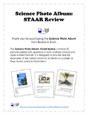 The Science Photo Album: STAAR Review