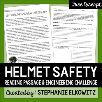 The Science and Engineering of Olympic Games (Helmet Safety)