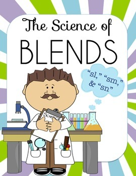 The Science of Blends: Sl, Sm, Sn