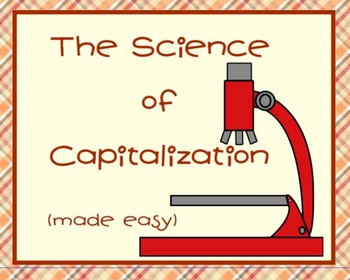 The Science of Capitalization