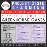The Science of Climate Change: Greenhouse Gases PBL {Print