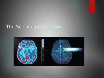 The Science of Drug Addiction PowerPoint Presentation
