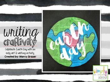 Earth Day No Prep Writing Craftivity