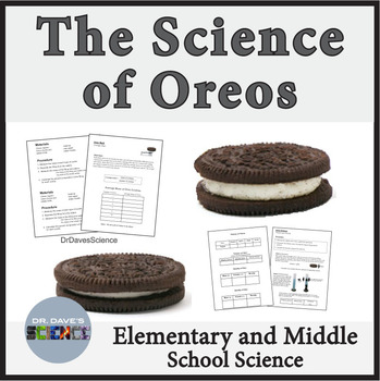 The Science of Oreo Cookies