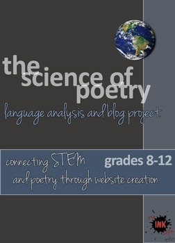 The Science of Poetry: Connecting STEM and Poetry Website