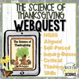 The Science of Thanksgiving WebQuest