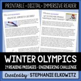 Science and Engineering of Winter Olympic Games Reading Passages
