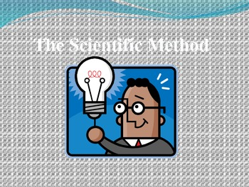 Scientific Method Step by Step - PowerPoint